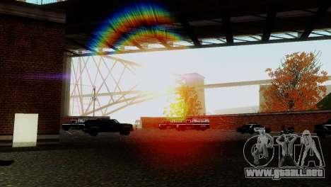 Los nuevos vehículos de la policía de san franci para GTA San Andreas quinta pantalla