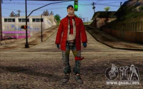 Vagabonds Skin 3 para GTA San Andreas