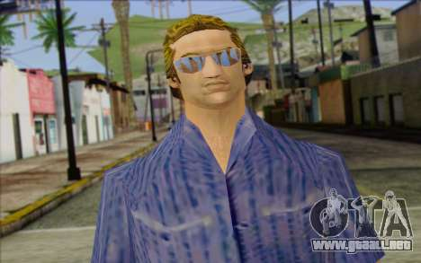 Vercetti Gang from GTA Vice City Skin 1 para GTA San Andreas tercera pantalla