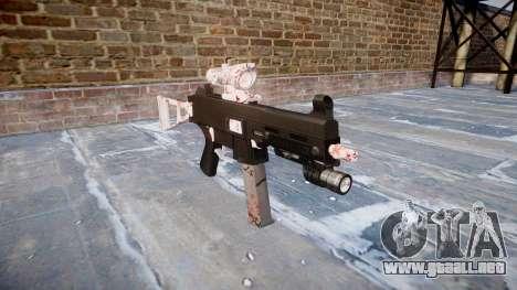 Pistola de UMP45 de los Cerezos en flor para GTA 4