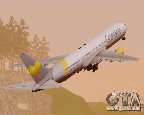 Boeing 767-330ER Condor para GTA San Andreas