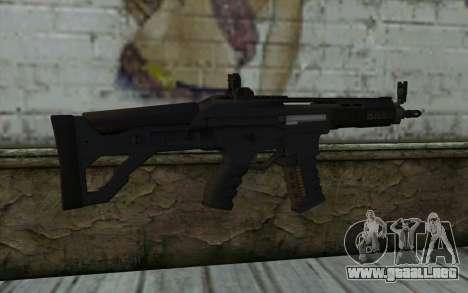 LK-05 v1 para GTA San Andreas segunda pantalla