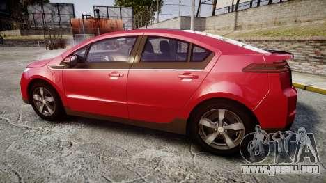 Chevrolet Volt 2011 v1.01 rims1 para GTA 4 left