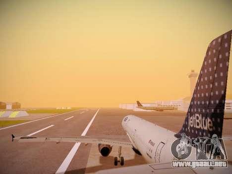 Airbus A321-232 jetBlue Woo-Hoo jetBlue para el motor de GTA San Andreas
