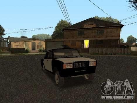 ESTOS 2107 Hobo para GTA San Andreas