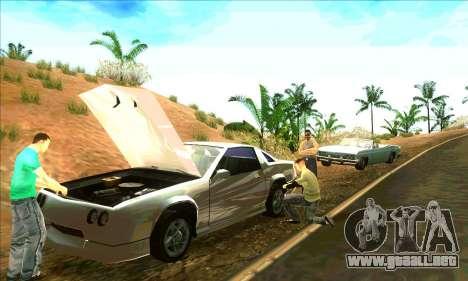 Situación de la vida v3.0 para GTA San Andreas