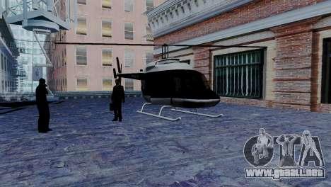 La reactivación de todas las comisarías de polic para GTA San Andreas séptima pantalla
