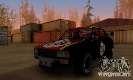Dacia 1410 Sport para GTA San Andreas left