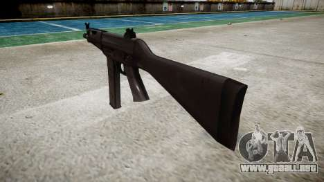 Pistola Taurus MT-40 buttstock1 icon4 para GTA 4 segundos de pantalla