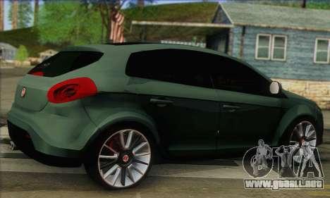 Fiat Bravo 2 para GTA San Andreas left