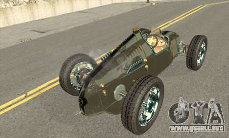 Audi Type C 1936 Race Car para GTA San Andreas left