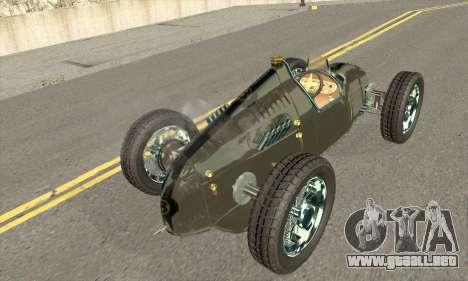 Audi Type C 1936 Race Car para GTA San Andreas left