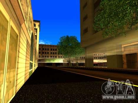 Relax City para GTA San Andreas segunda pantalla