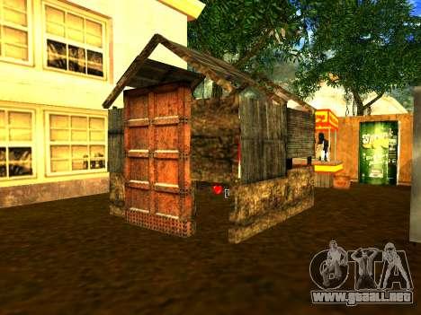 Relax City para GTA San Andreas twelth pantalla