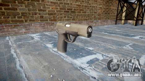 Pistola de QSZ-92 para GTA 4