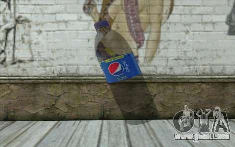 Nuclear De Pepsi para GTA San Andreas