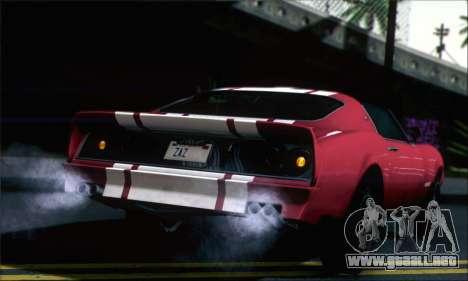 GTA 5 Phoenix para la visión correcta GTA San Andreas