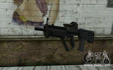 TAR-21 Bump Mapping v3 para GTA San Andreas