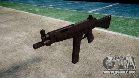 Pistola Taurus MT-40 buttstock1 icon4 para GTA 4