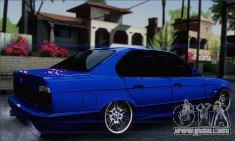 BMW M5 E34 V10 para GTA San Andreas left