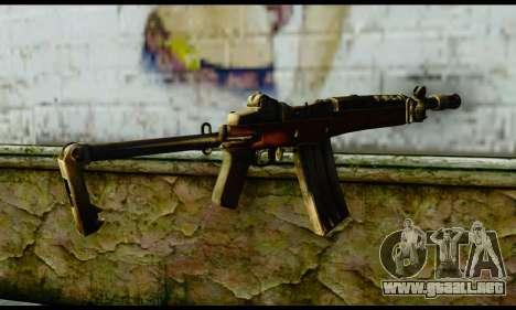 Ruger Mini-14 from Gotham City Impostors v2 para GTA San Andreas segunda pantalla