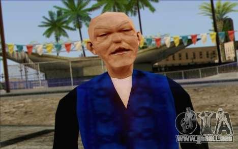 Miembro del pelotón de IA Piel 5 para GTA San Andreas tercera pantalla
