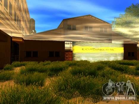 Relax City para GTA San Andreas quinta pantalla