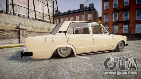 ESTAS Lada 2106 para GTA 4 left