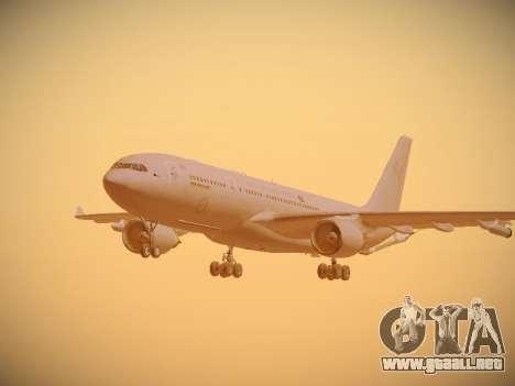 Airbus KC-45A (A330-203) Australian Air Force para GTA San Andreas left