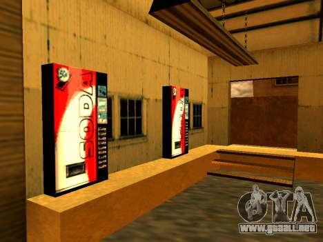 Relax City para GTA San Andreas novena de pantalla