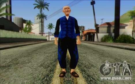 Miembro del pelotón de IA Piel 5 para GTA San Andreas