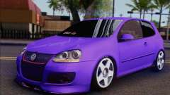 Volkswagen Golf Mk5 GTi Turkish Tuned para GTA San Andreas