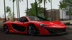 McLaren P1 HQ