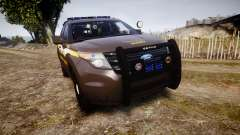 Ford Explorer 2013 Sheriff [ELS] Virginia