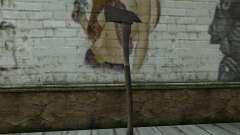 Fire axe (DayZ Standalone) v2