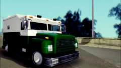 Shubert Armored Van from Mafia 2