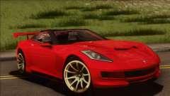 Invetero Coquette (IVF) para GTA San Andreas