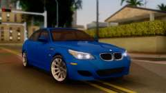 BMW M5 E60 2006 para GTA San Andreas