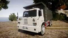 HOWO Truck para GTA 4