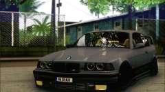 BMW E36 Stanced para GTA San Andreas