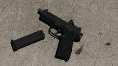 Pistola de FNP-45 para GTA 4