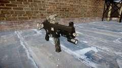 Pistola de UMP45 de Fibra de Carbono