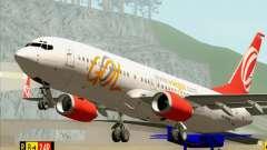 Boeing 737-800 de Gol Transportes Aéreos