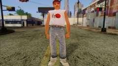 Cuban from GTA Vice City Skin 1 para GTA San Andreas
