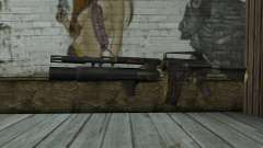 CAR-15 with XM-148 from Battlefield: Vietnam para GTA San Andreas