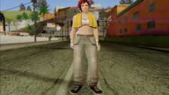 Mila 2Wave from Dead or Alive v16 para GTA San Andreas
