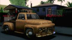 GTA 5 Towtruck Worn para GTA San Andreas