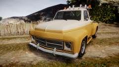 Vapid Tow Truck Jackrabbit v2 para GTA 4