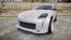 Nissan 350Z EmreAKIN Edition para GTA 4