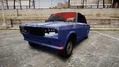 VAZ-2105 hooligan de estilo para GTA 4